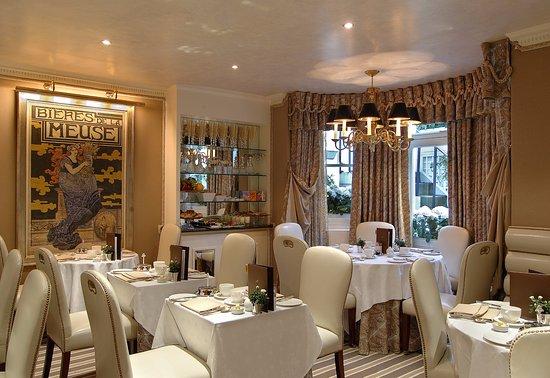 Egerton House Hotel: Dining Room