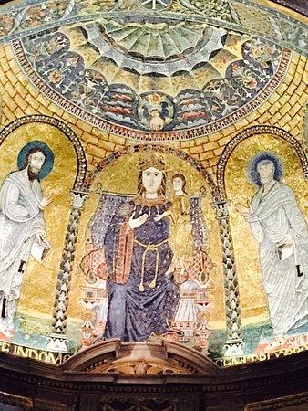 Santa Francesca Romana - Picture of Santa Francesca Romana, Rome ...