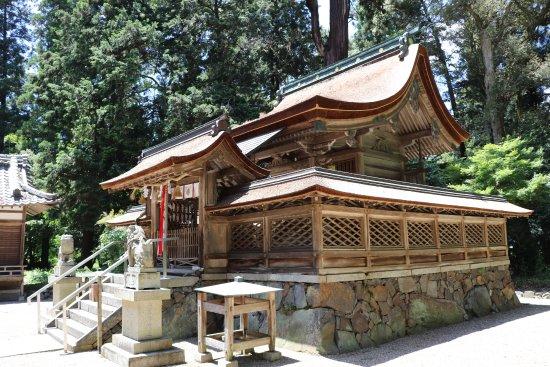 Mikurusu Shrine