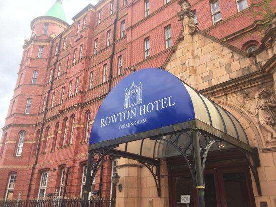 Rowton Hotel Birmingham Updated 2018 Reviews Price Comparison England Tripadvisor
