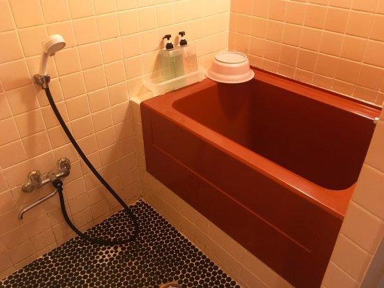 Asakusa Hostel Toukaisou: Bathroom
