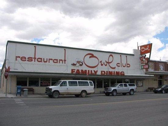 Owl Club Casino and Resturant: Owl Club Casino Family Restaurant