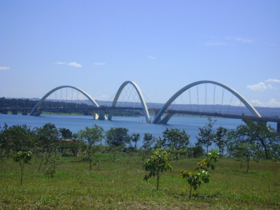 Juscelino Kubitschek Bridge Photo