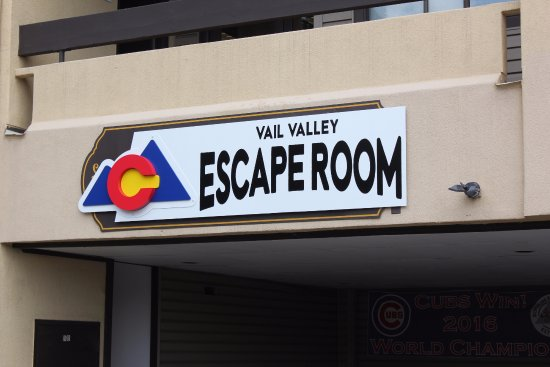 ‪Vail Valley Escape Room‬