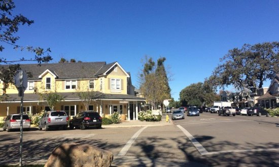 Santa Ynez, CA: Downtown