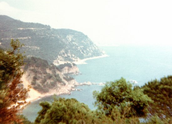 Costa Blanca, Spanien: coastal view (between Palomas & Lloret) © Robert Bovington
