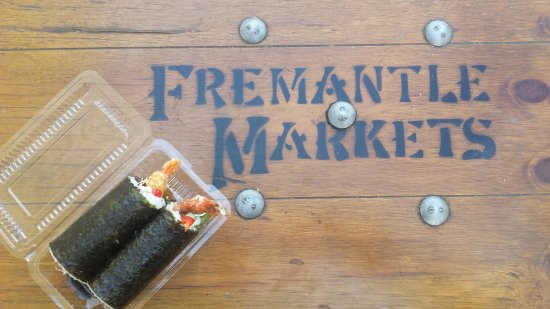 Fremantle, Australia: Delicious Food