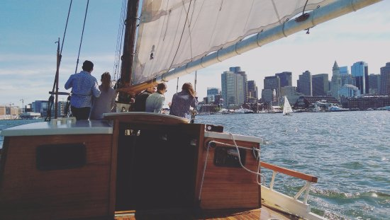 Classic Sail Boston