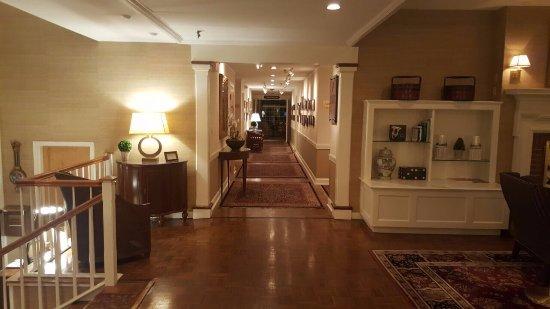 York Harbor, ME: Corridors.