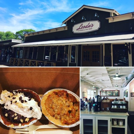 Hawaii Leoda S Kitchen And Pie Shop In Olowalu