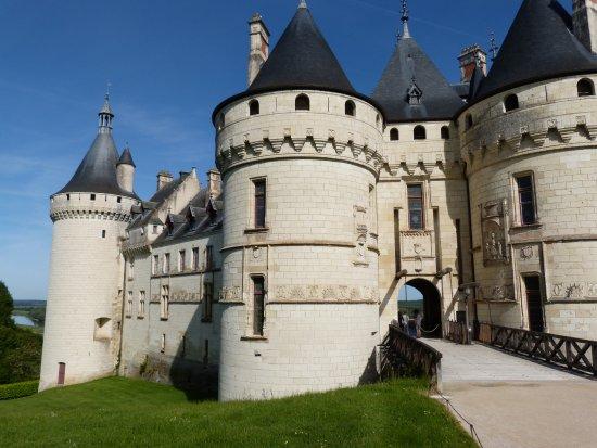 Centre-Val de Loire, Fransa: château de Chaumont sur Loire