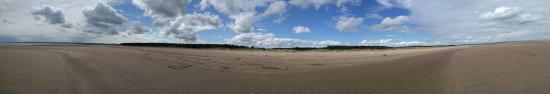 Tayport, UK: Beach