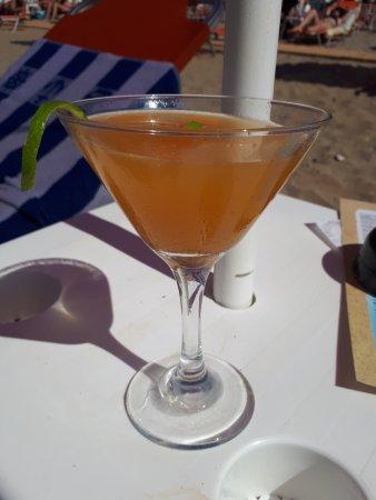 Adele, Yunani: Mein bestellter Cocktail :-)