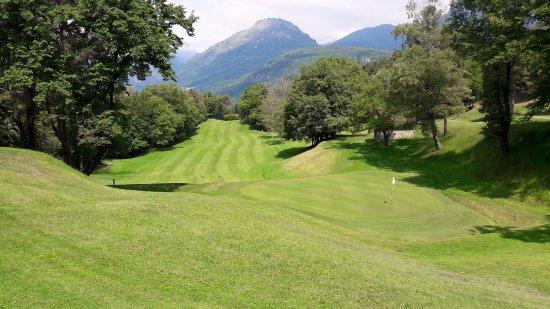 Menaggio & Cadenabbia Golf Club: Hole 16