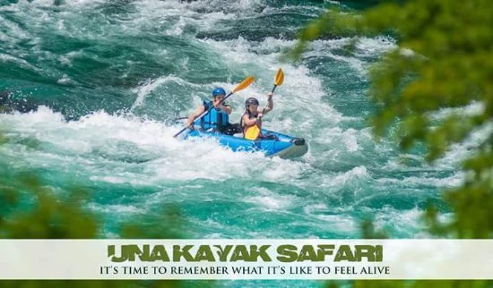 Una Kayak Safari