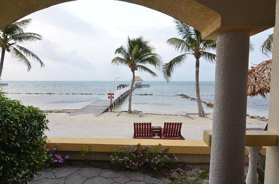Pelican Reef Villas Resort: Unit 1 view
