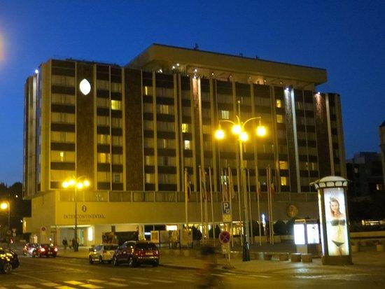 Hotel picture of intercontinental prague prague for Best hotel location in prague