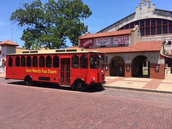 ‪Fort Worth Trolley Tours‬