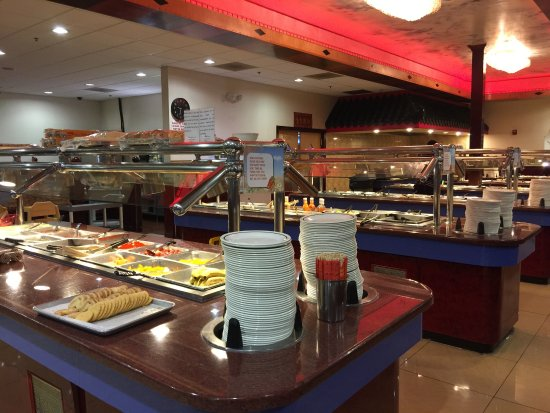 China Buffet Grill Oak Grove