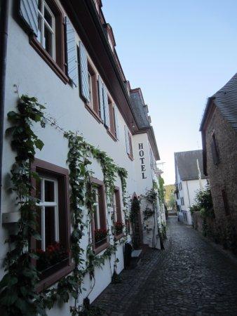 呂德斯海姆布魯爾城堡酒店照片