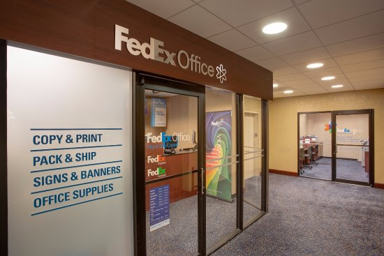 Hyatt Regency Dallas: Our FedEx Office Business Center Is Available On Site.
