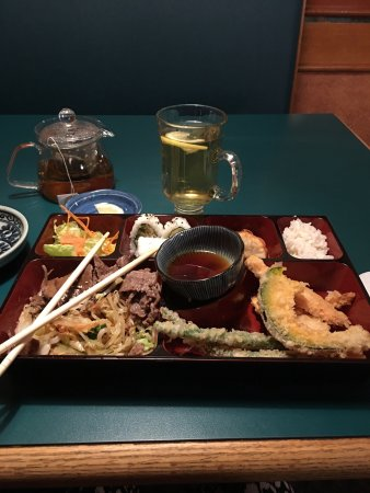 Sushi Mong: Lunch for under 12.$ absolutely Devine. Fresh