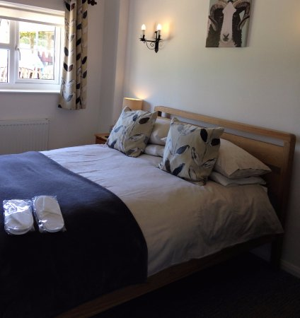 Fownhope, UK: Standard Double en-suite room