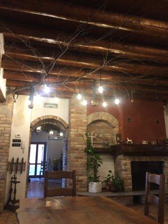 Monguzzo, İtalya: Ristorante