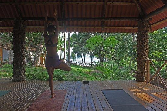 The Yoga Hut Picture Of Hotel Santa Catalina Santa Catalina