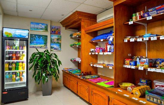 Dover, Barbados: Gift Shop