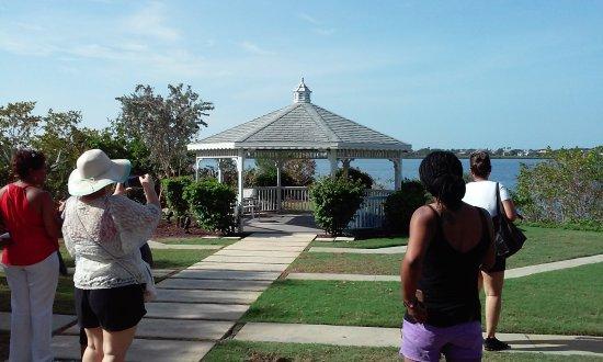 Порт-Сент-Люси, Флорида: Gazebo for weddings