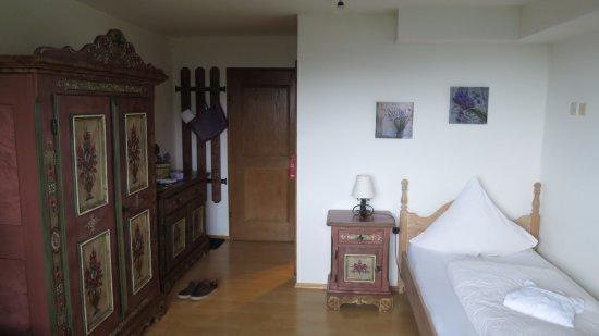 Relax Hotel Tannenhof : Comfort single room interior