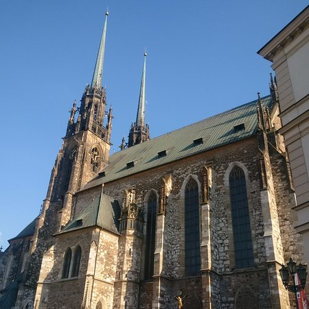 Cathedral of St. Peter and St. Paul: Panorama edificio