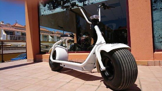 Speed Harley Fuerteventura