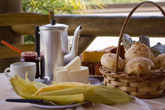 Recanto do Morango: Delicias de Minas