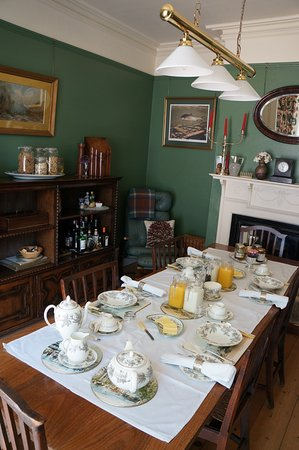 Our Victorian Dining Room Ready For, Victorian Dining Room