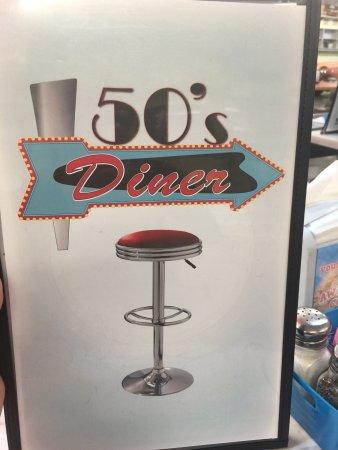 50s diner farmerville la