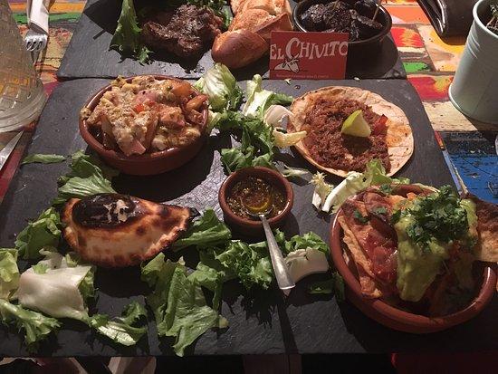 Restaurant el chivito dans toulouse avec cuisine am rique for O cuisine toulouse