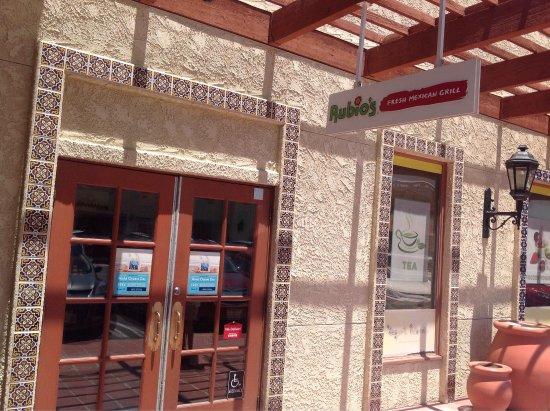 La Quinta, CA: Rubio's
