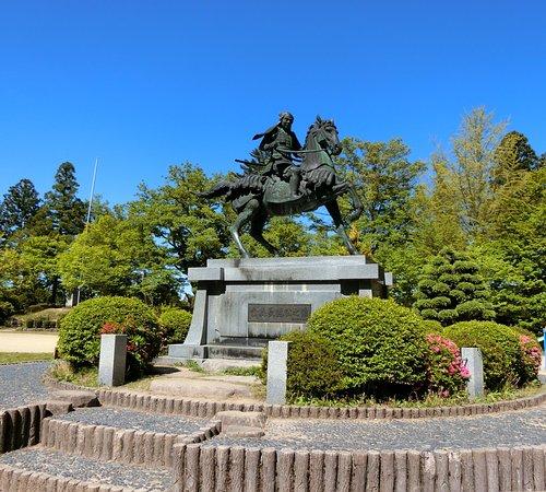 Kanamori Nagachika Public Statue