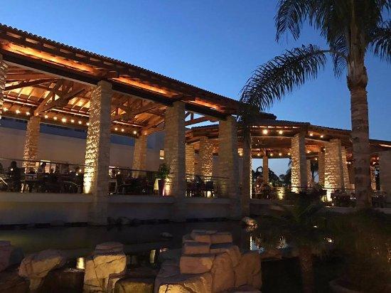 Olympic Lagoon Resort: Main restaurent