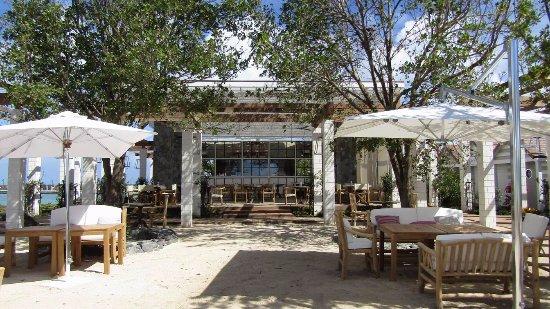 Canouan: Shenanigan's Restaurant