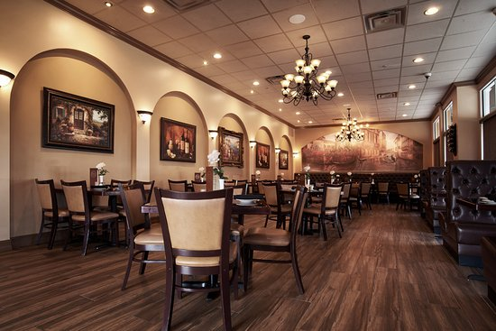 Our Dining Room Picture Of Bella Italia Ristorante