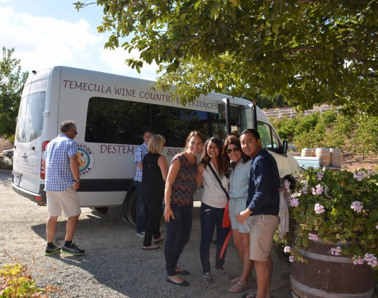 Destination Temecula Wine Tours Experiences