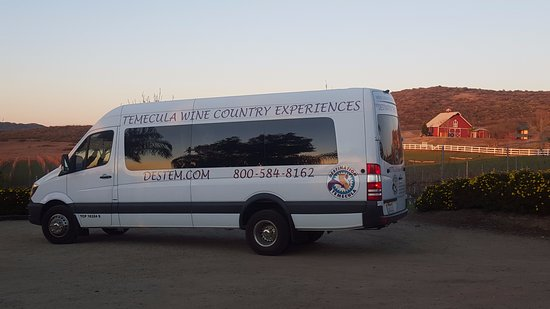 Destination Temecula Wine Tours & Experiences: Travel in Luxury