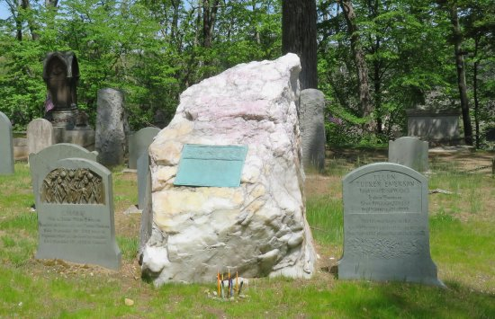Concord, MA: Sleepy Hollow Cemetery
