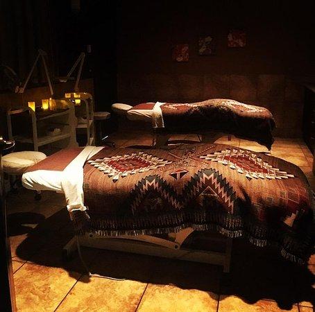 Osoyoos, Canada: Couples Room