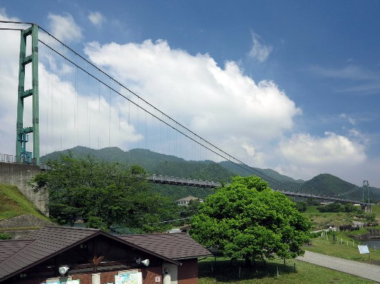 �������� �����mizunosato suspension bridge��� tripadvisor