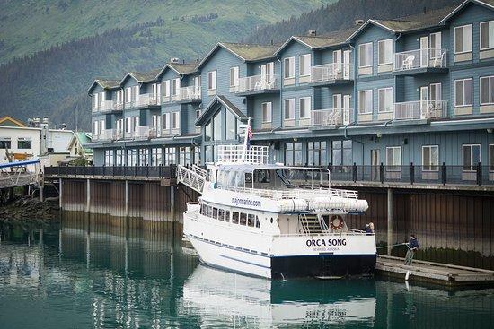 harbor 360 hotel seward alaska reviews photos. Black Bedroom Furniture Sets. Home Design Ideas