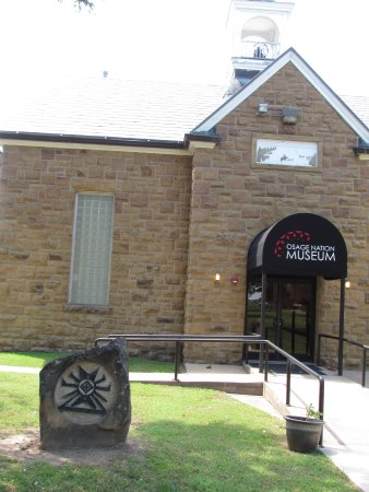 Osage Tribal Museum, Library and Archives
